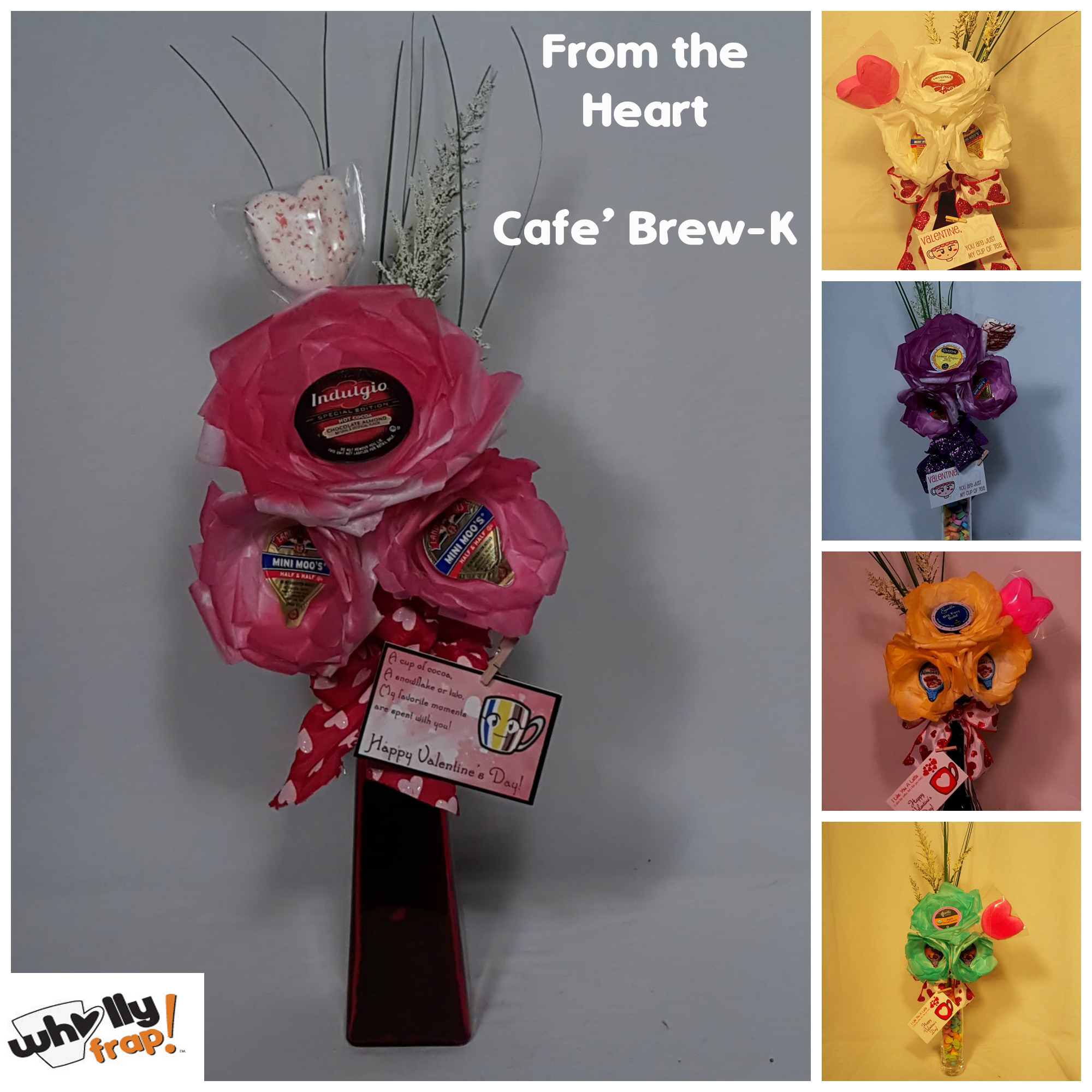 From The Heart Cafe' Brew-K